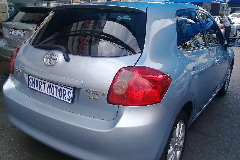 2007 Toyota Auris Auris 2.0D-4D RS