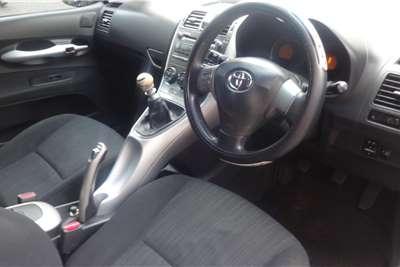 Toyota Auris 2.0D 4D RS 2009