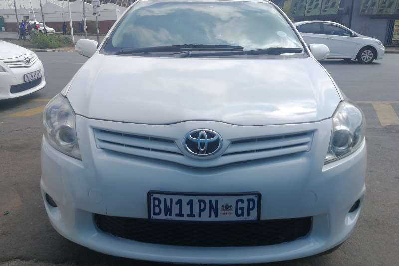 Used 2011 Toyota Auris 2.0D 4D RS