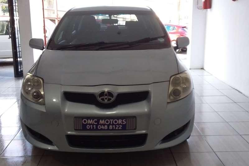 Toyota Auris 2.0D 4D RS 2012