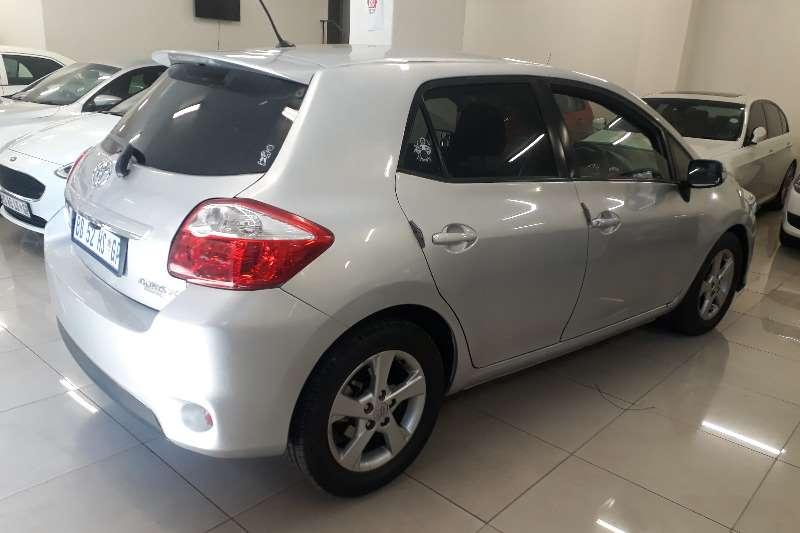 Toyota Auris 2.0D 4D RX 2011