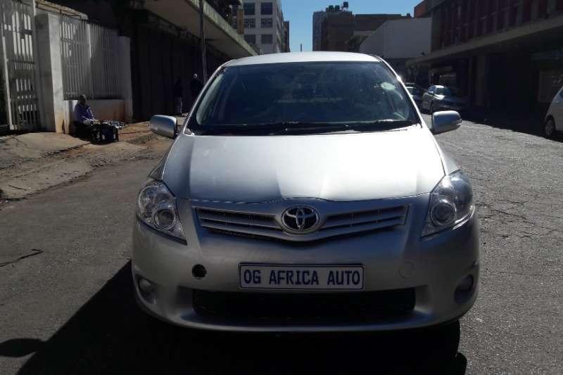 Toyota Auris 2.0D 4D XD 2010
