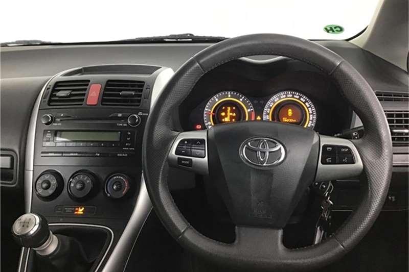 Toyota Auris 2.0D-4D XD 2011