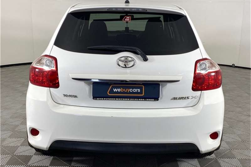 Used 2011 Toyota Auris 2.0D 4D XD