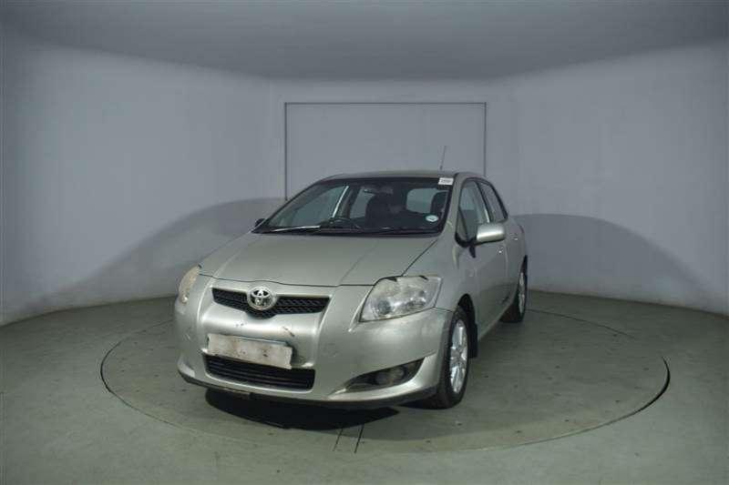 Toyota Auris 200D RX 2009