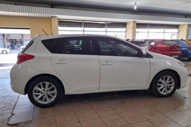Used 2014 Toyota Auris