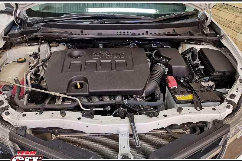 2013 Toyota Auris 1.6 XS