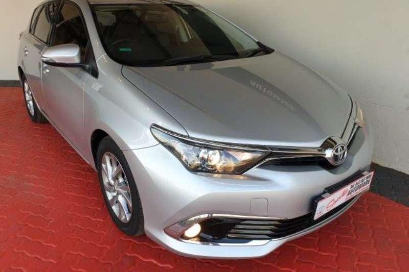 2016 Toyota Auris 1.6 XR auto