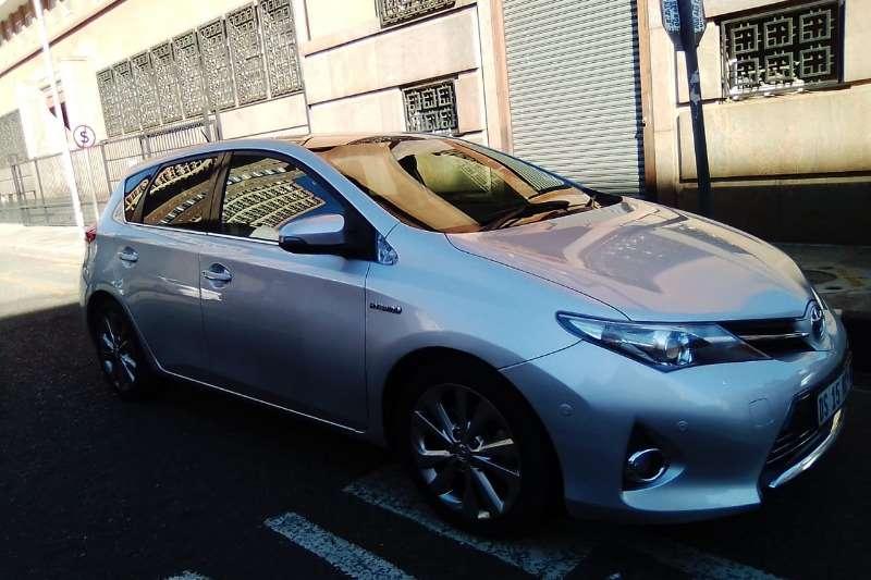 2015 Toyota Auris Hybrid XR