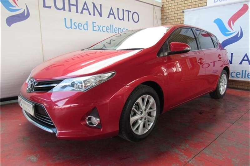 2014 Toyota Auris 1.6 XR