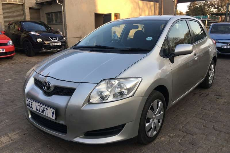 2010 Toyota Auris 1.6 RT