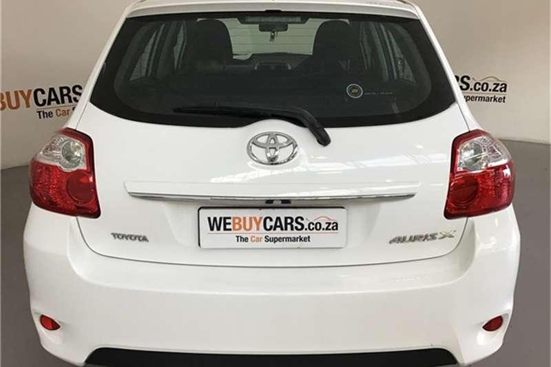 2010 Toyota Auris 1.3 X