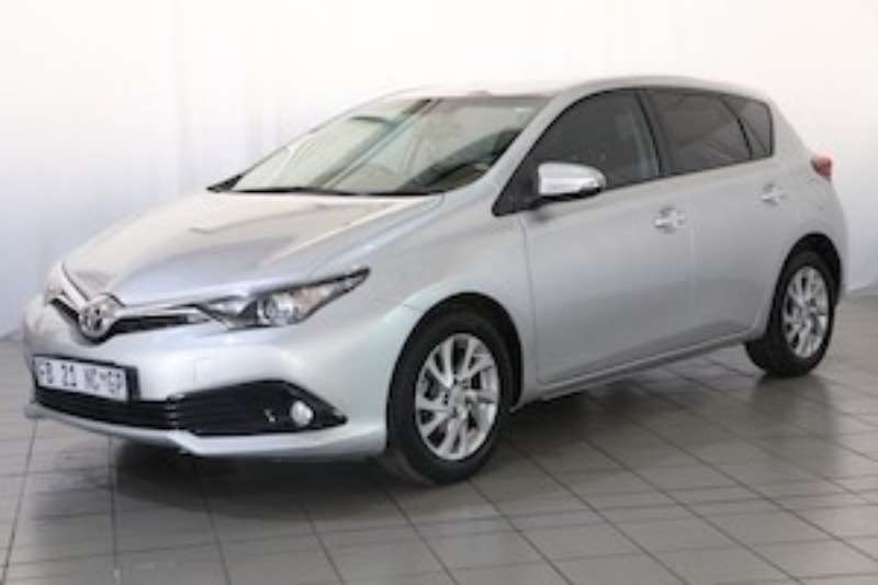 2015 Toyota Auris 1.6 XS