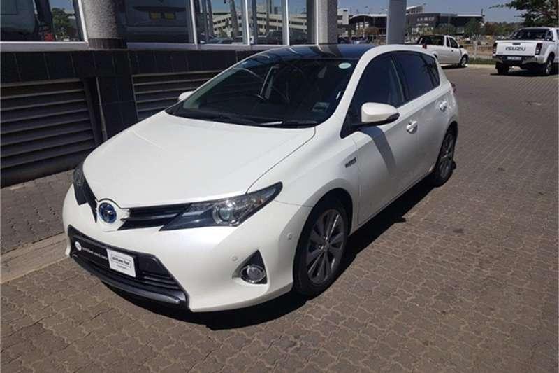 2014 Toyota Auris XR HSD