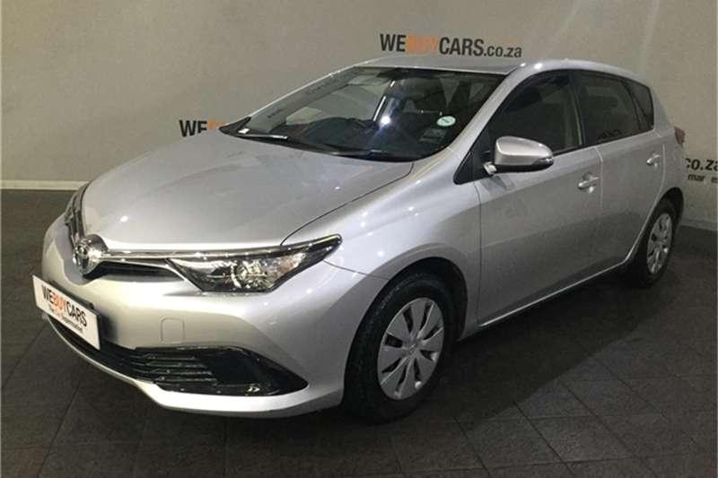 2015 Toyota Auris 1.3 X