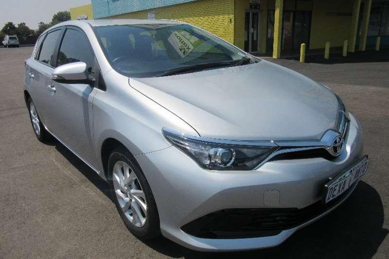2016 Toyota Auris 1.6 Xi