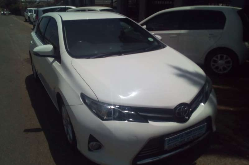 2014 Toyota Auris 1.6 XR auto