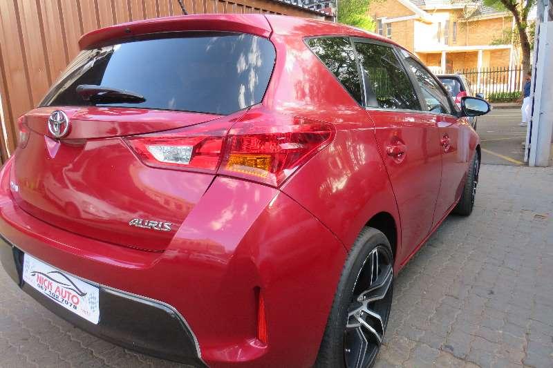 2015 Toyota Auris 1.6 RS