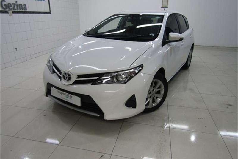 2014 Toyota Auris 1.6 Xi
