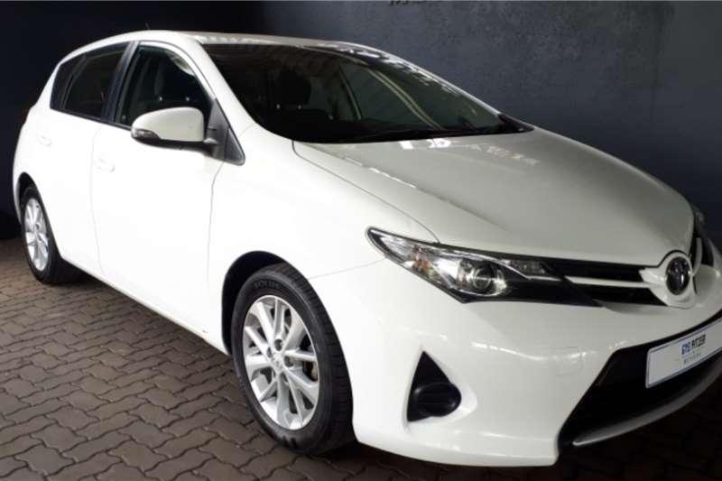 2015 Toyota Auris 1.6 Xi