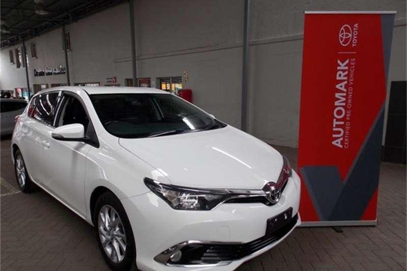2015 Toyota Auris 1.6 XR auto