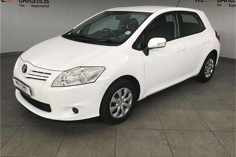 2010 Toyota Auris 1.6 XI