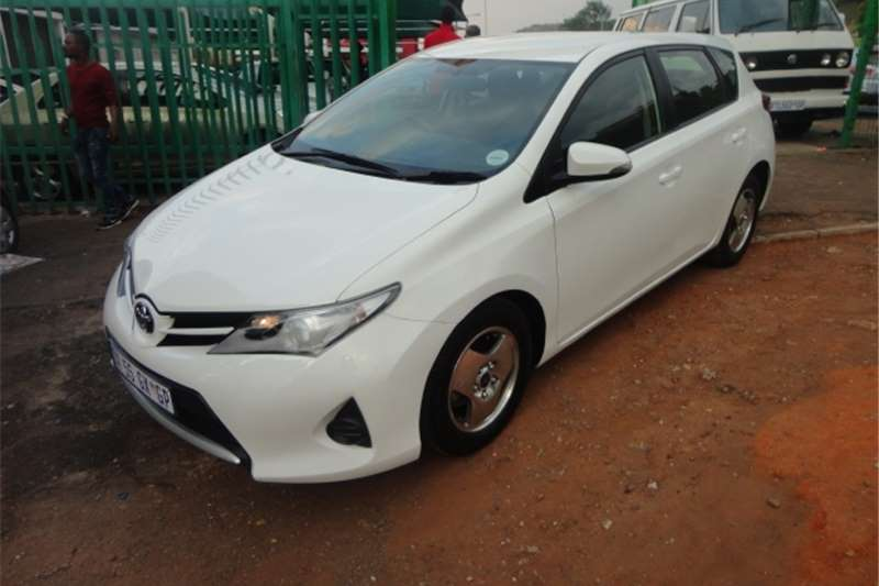 Toyota Auris TOYOTA AURIS 1.3X 2013