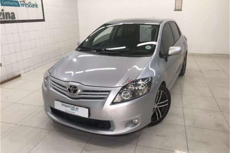 Toyota Auris TRD 2012