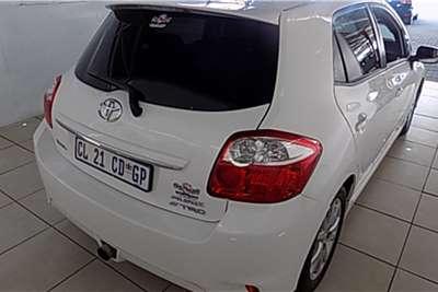 Toyota Auris TRD 2013
