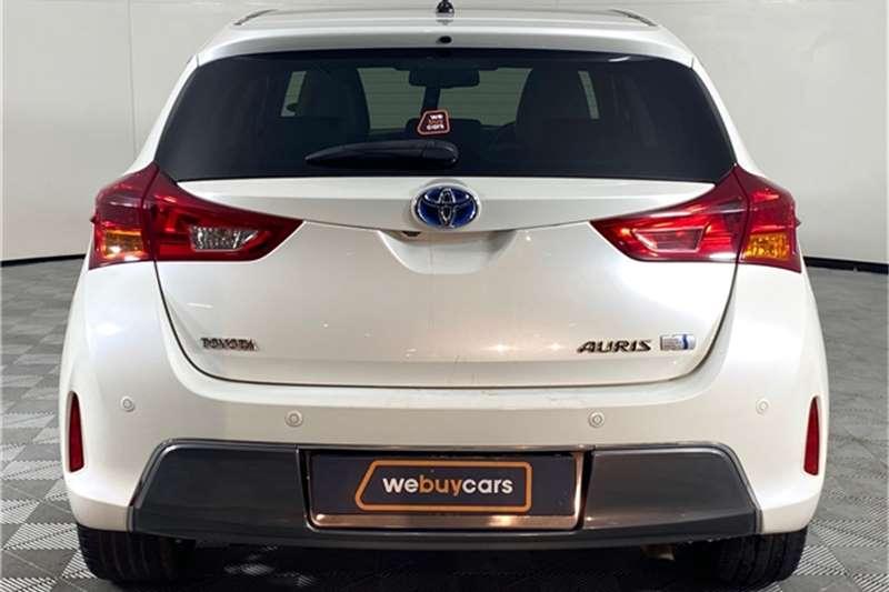 2013 Toyota Auris Auris XR HSD