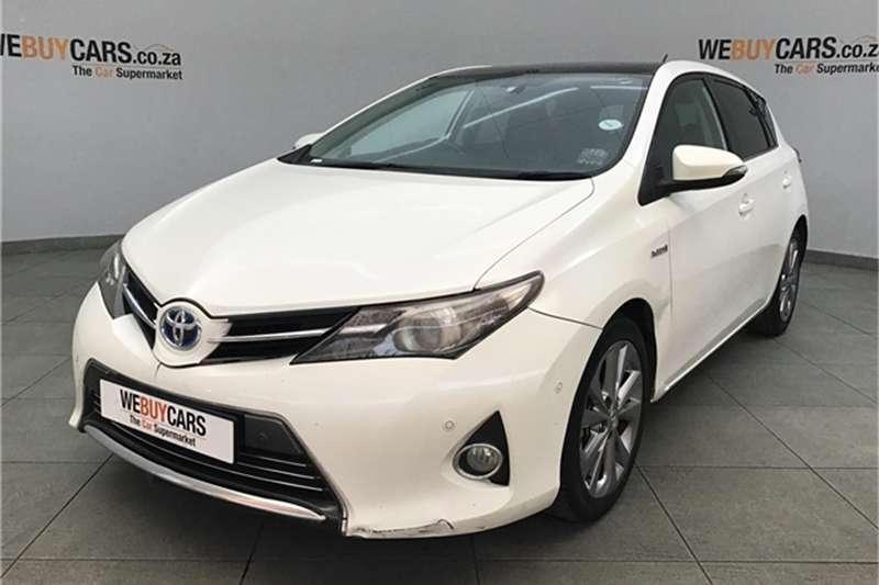 Toyota Auris XR HSD 2014
