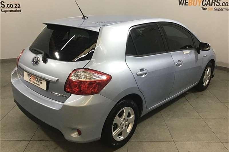 Toyota Auris XS HSD 2012