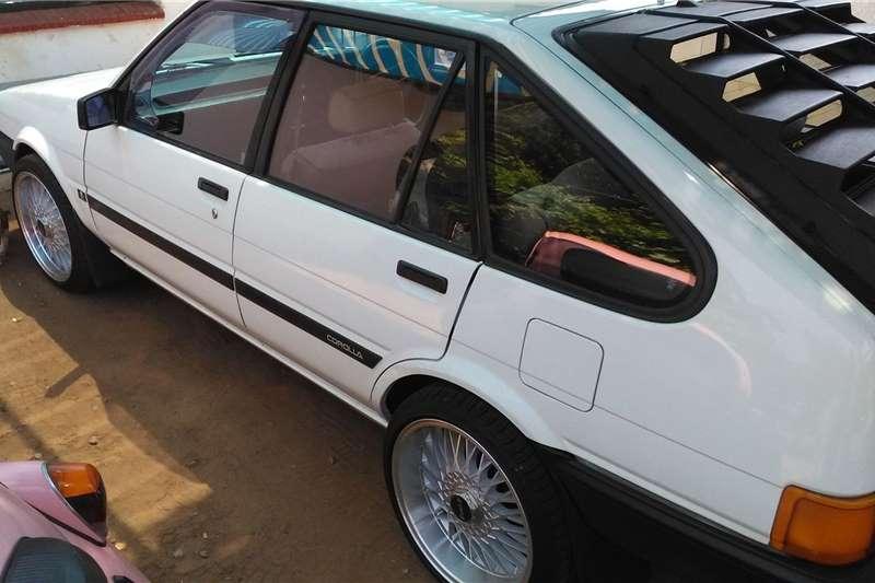 Used 1988 Toyota Avante