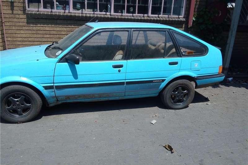 1996 Toyota Avante