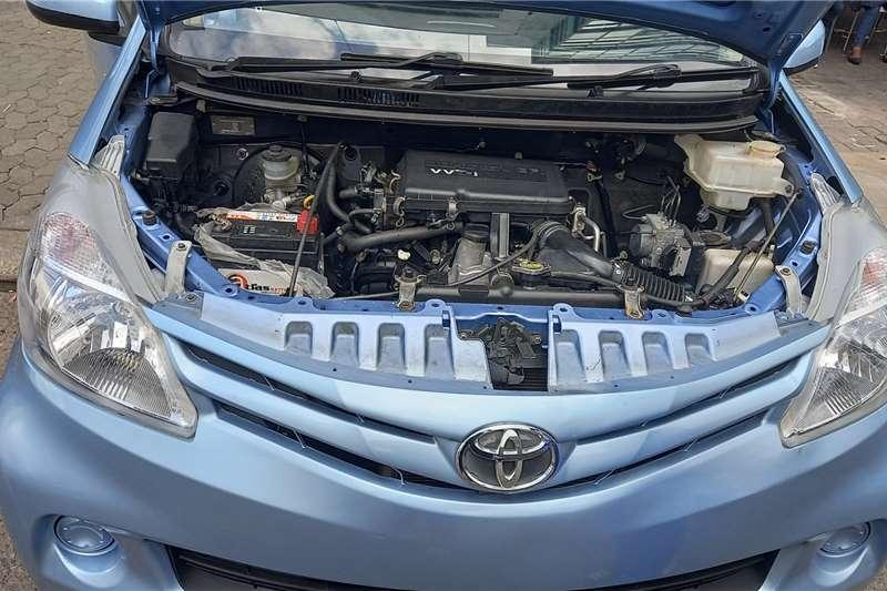 Toyota Avanza 1.3 2013