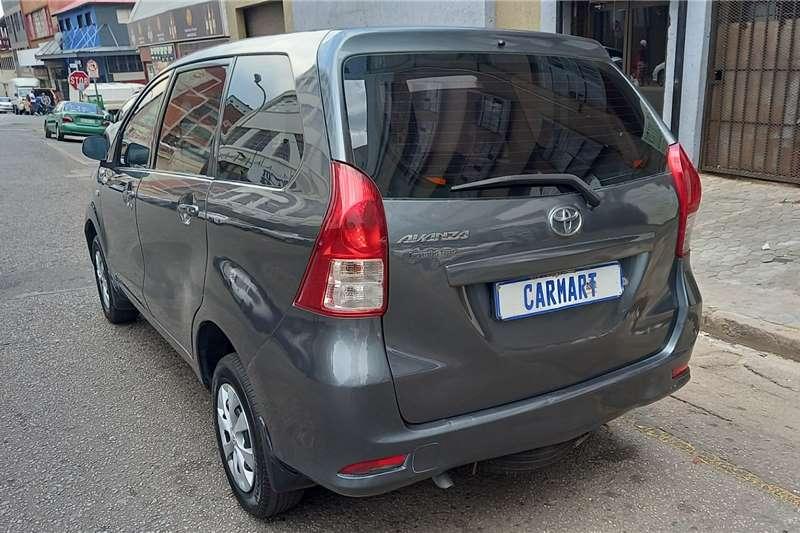 Used 2013 Toyota Avanza