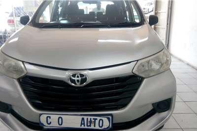 Toyota Avanza 1.3 2016