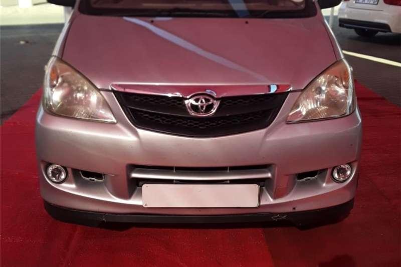 Toyota Avanza 1.3 S 2007