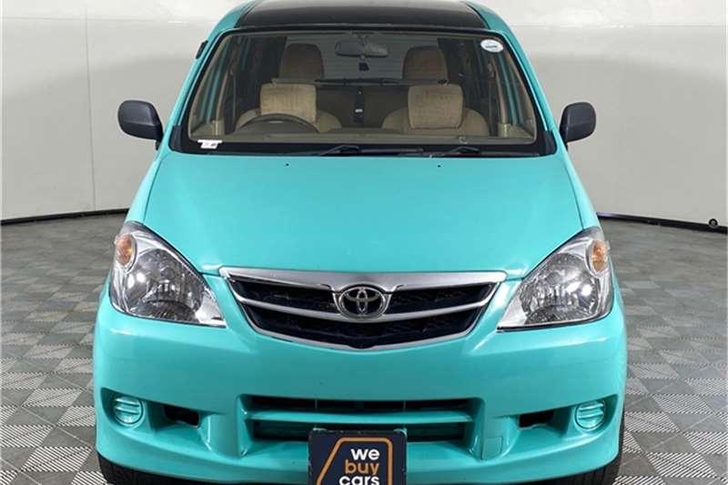 2007 Toyota Avanza Avanza 1.3 S
