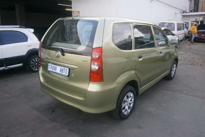 Toyota Avanza 1.3 S 2008