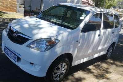 Used 2008 Toyota Avanza 1.3 S
