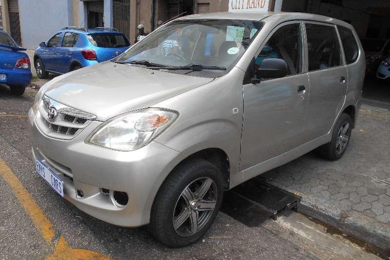 Toyota Avanza 1.3 S 2010