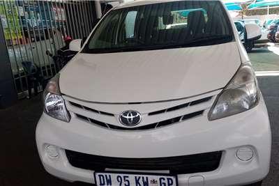 Toyota Avanza 1.3 S 2011