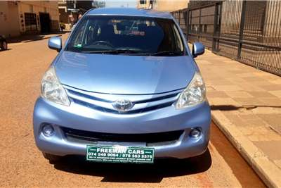 Used 2013 Toyota Avanza AVANZA  1.3 S