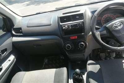 Used 2014 Toyota Avanza 1.3 S