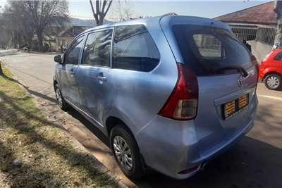 Used 2015 Toyota Avanza 1.3 S