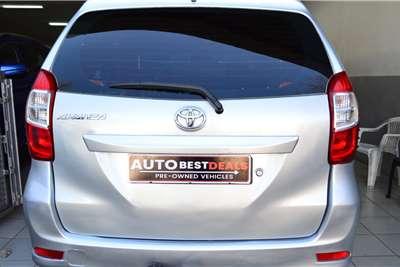 Used 2016 Toyota Avanza 1.3 S