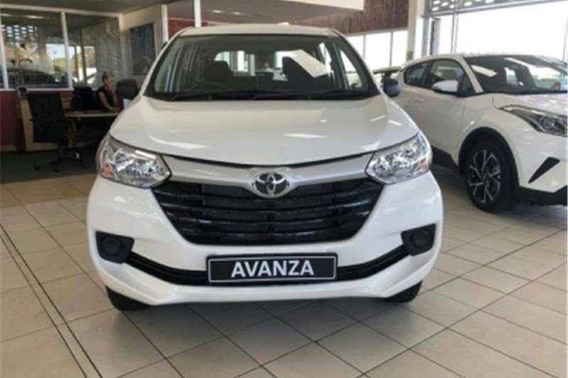 Toyota Avanza 1.3 S 2017