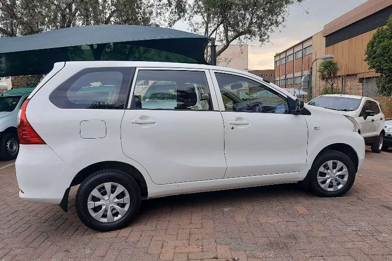 Used 2017 Toyota Avanza 1.3 S