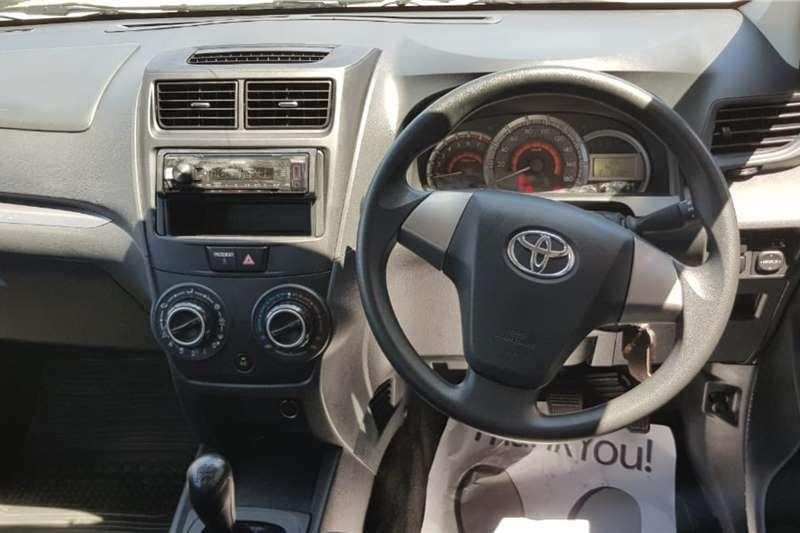 Toyota Avanza 1.3 S 2018